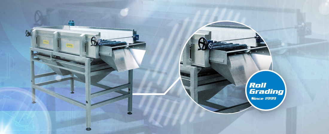 macchina calibratura - grading machine