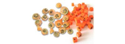 selezionatrici ottiche carote