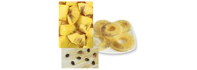 selezionatrici ottiche frutti esotici difetti