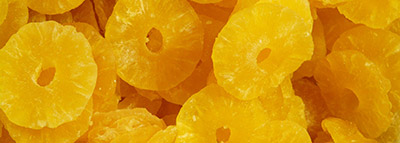 selezionatrici ottiche frutta disidratata