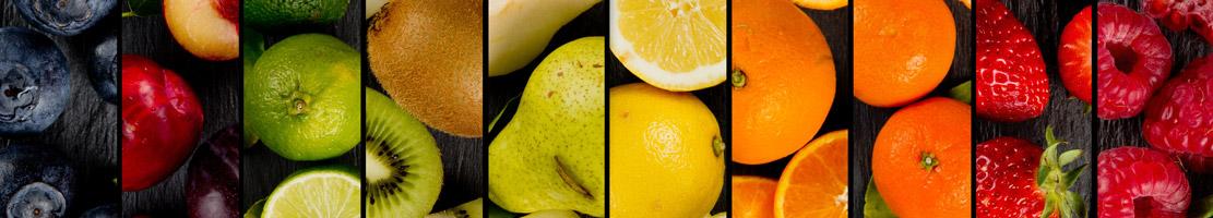 selezionatrici ottiche frutta - fruit sorting machine
